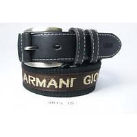 Ремень Armani (черный)