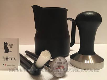 Питчер Motta Professionale 500мл (черный)