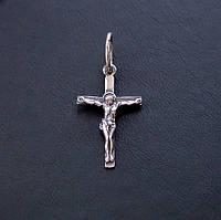 Серебряный крест №18, фото 1