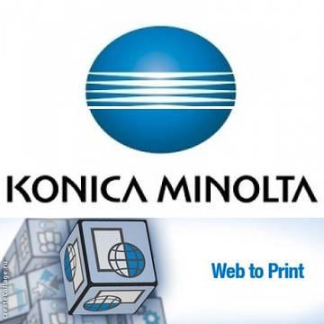 Konica Minolta предлагает предложение для клиентов с Web-to-Print решениями
