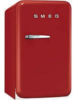 Міні-холодильник (міні-бар) SMEG FAB5RR червоний (Італія), фото 1