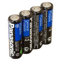 Батарейка солевая Panasonic  R-6/8shink