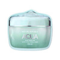 Nature Super Aqua Max Combination Watery Увлажняющий крем