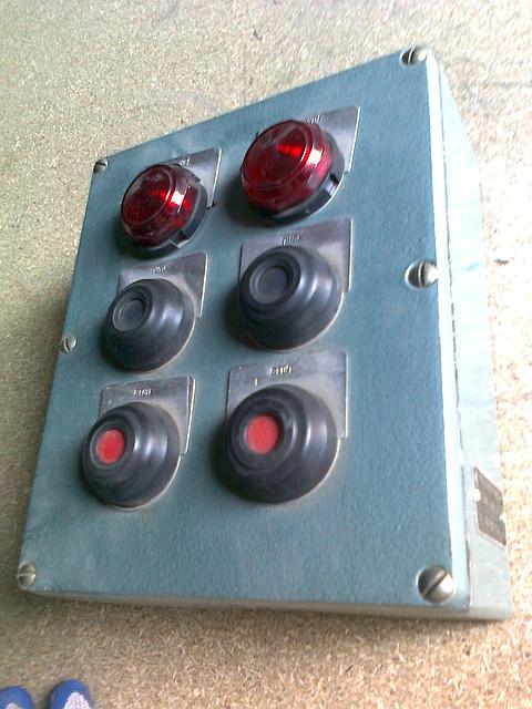 Пост управления ПКУ-15-21-121 - ООО «Быткомплекс» — низковольное оборудование, крановое электрооборудование, КИП, командоаппараты в Мариуполе
