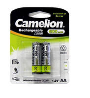 Аккумулятор Camelion Ni-Cd(R6,600mAh)2bl