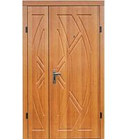 Двери входные мдф / мдф Парус 1250х2050 двустворчитый