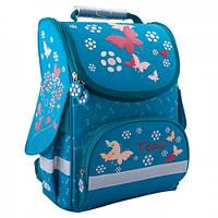 Рюкзак шкільний Top Zip TEAL (ZB16.0102TL)