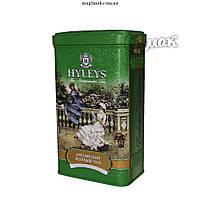 Чай HYLEYS Английский зеленый чай, ж/б, листовой,  125 г