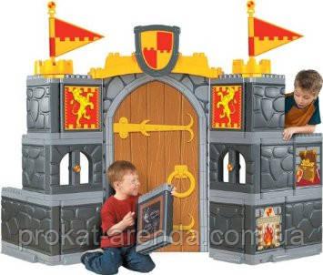 """Развивающая игрушка Mega Bloks """" Замок"""""""