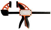 Быстрозажимная струбцина, длина изделия - 150 мм, Bahco, QCB-150