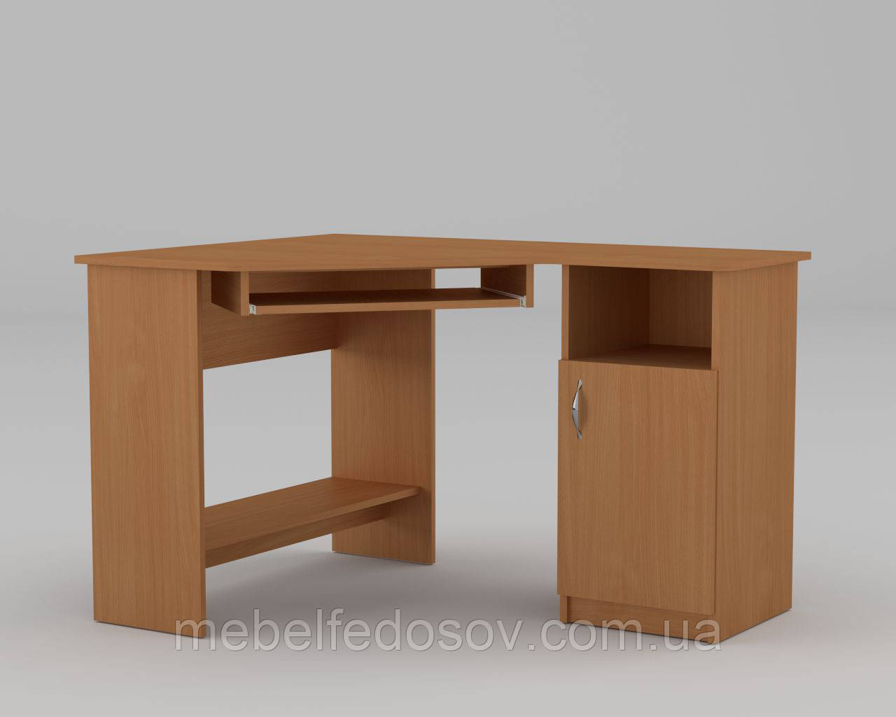 Стол компьютерный СУ-13 (Компанит) 1200х900х749мм