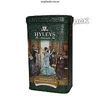 Чай HYLEYS Английский королевский купаж, ж/б, листовой,  125 г