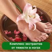 Комплекс экстрактов от тяжести в ногах, 1л