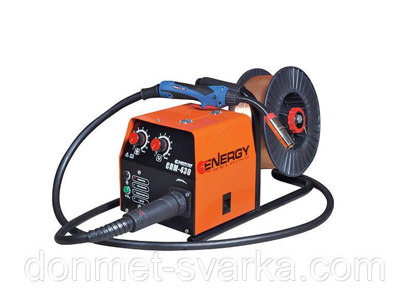 Сварочный подающий механизм СПМ-430 Энергия