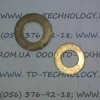 Шайбы плоские латунные по ГОСТ 11371-78, DIN 125, 126.
