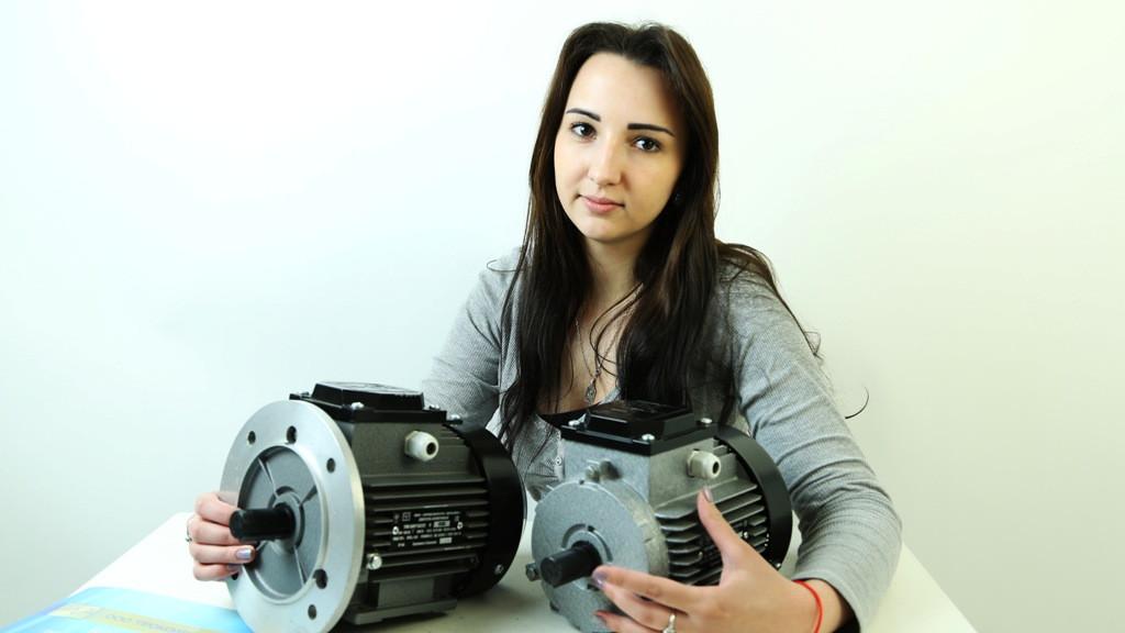 Электродвигатель АИР 71 А4 (Промэлектро)