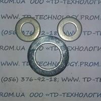 Шайбы плоские стальные по ГОСТ 11371-78, 9649-78, DIN 125, 126.