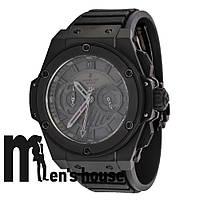 Элитные часы Hublot Big Bang King Power Foudroyante All Black