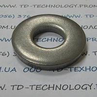 Шайбы плоские увеличеные нержавеющие по ГОСТ 6958-78, DIN 9021.