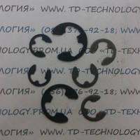 Шайба упорная быстросъемная по ГОСТ 11648-75, DIN 6799. Ф7