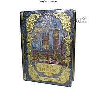 """Чай - книга """"Весна в Лондоне"""", Том №1, листовой, sun gardens tea book, 100г"""