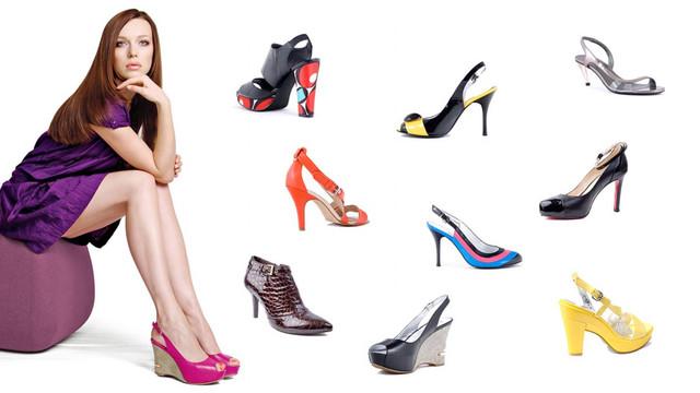 модная женская одежда и обувь наложенным платежом