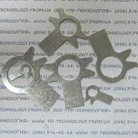 Шайба стопорная з лапкою по ГОСТ 13463-77 Ф16, фото 1