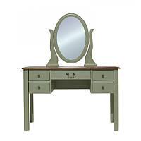 """Туалетный столик """"Оливия"""" с зеркалом, фото 1"""