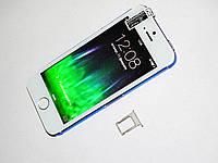 Стильный, модный телефон iPhone 5S Android 2 Ядра +512 RAM + 8 GB Rom + АGPS. Металлический корпус. Код: КЕ617