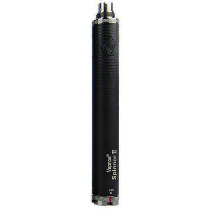 Аккумулятор для электронной сигареты Vision Spinner II 1650 mAh EC-018 Black, фото 2