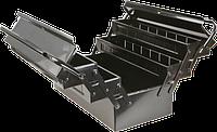 Ящик 79R101 Topex для инструмента секционный 550 x 200 x 210 металлический, 5 секций