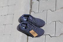 Кроссовки мужские Nike Roshe Boost темно синие, фото 2