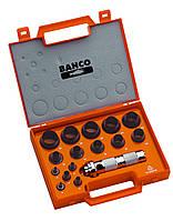 Набір м'яких пробійників, 16 штук, Bahco, 400.003.030