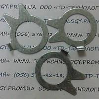 Шайба стопорная з лапкою по ГОСТ 13465-77 Ф5, фото 1