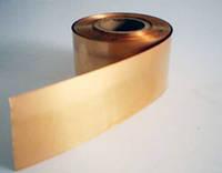 Лента бронзовая 0,4х250 БрБНТ БроФ БрКМц