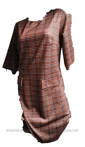 Платье женское полубатал
