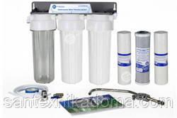Фильтр проточный трехступенчатый Aquafilter FP3-2 (Польша)