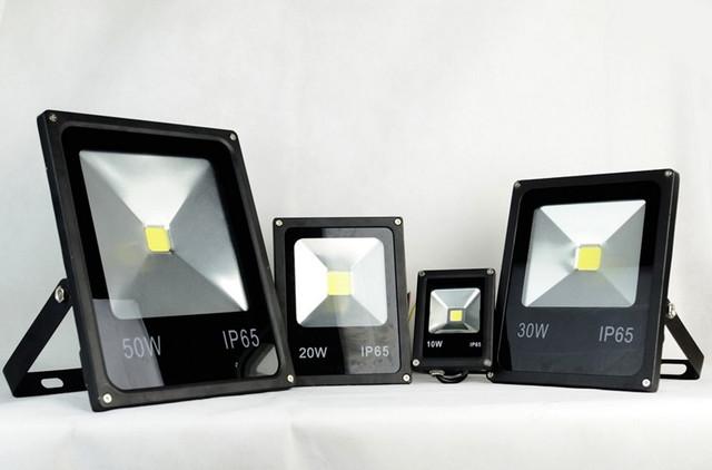 Прожектори світлодіодні