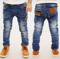 Как правильно подобрать детские джинсы?