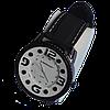 Часы Dunlop с необычным дизайном циферблата, унисекс