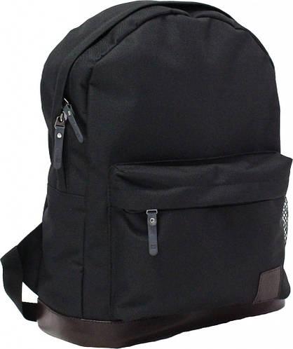 Сдержанный молодежный рюкзак 17 л Bagland 533663-3 черный