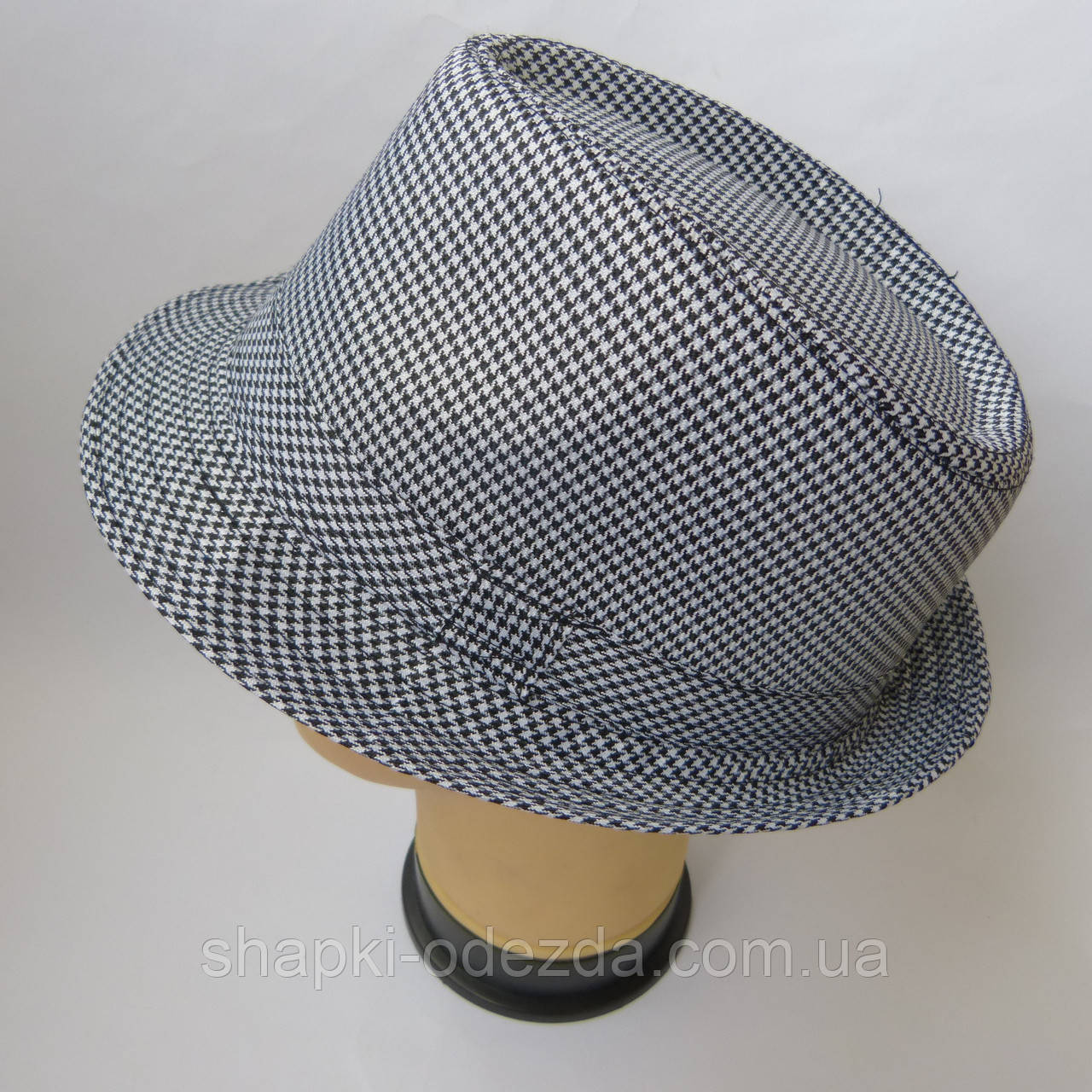 Шляпа молодежная челинтано Размер 52, 54,56