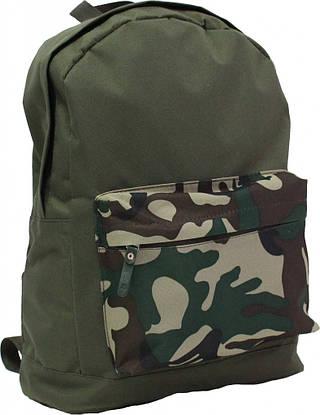 Неповторимый молодежный рюкзак 17 л Bagland 533602 камуфляж