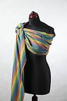 Ringsling, Broken Twill Weave (40% bamboo + 60% cotton) - Tangata