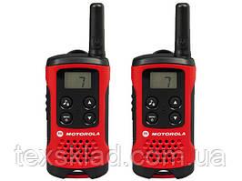 Рации Motorola TLKR T40 - 2шт