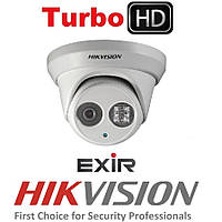 HDTVI Hikvision DS-2CE56C2T-IT3 (Цветная купольная видеокамера)