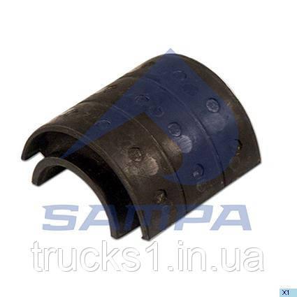 Напіввтулка стабілізатору 084.007 (SAMPA)