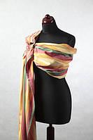Ringsling, Broken Twill Weave (40% bamboo + 60% cotton) - Spring