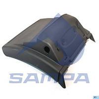 Крило заднє MAN 1820 0214 (SAMPA)