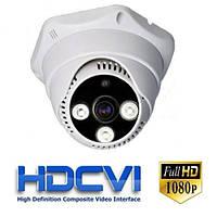 PSV HDCVI DE20C-I20 (Купольная 2 Mpx FullHD видеокамера PSV)